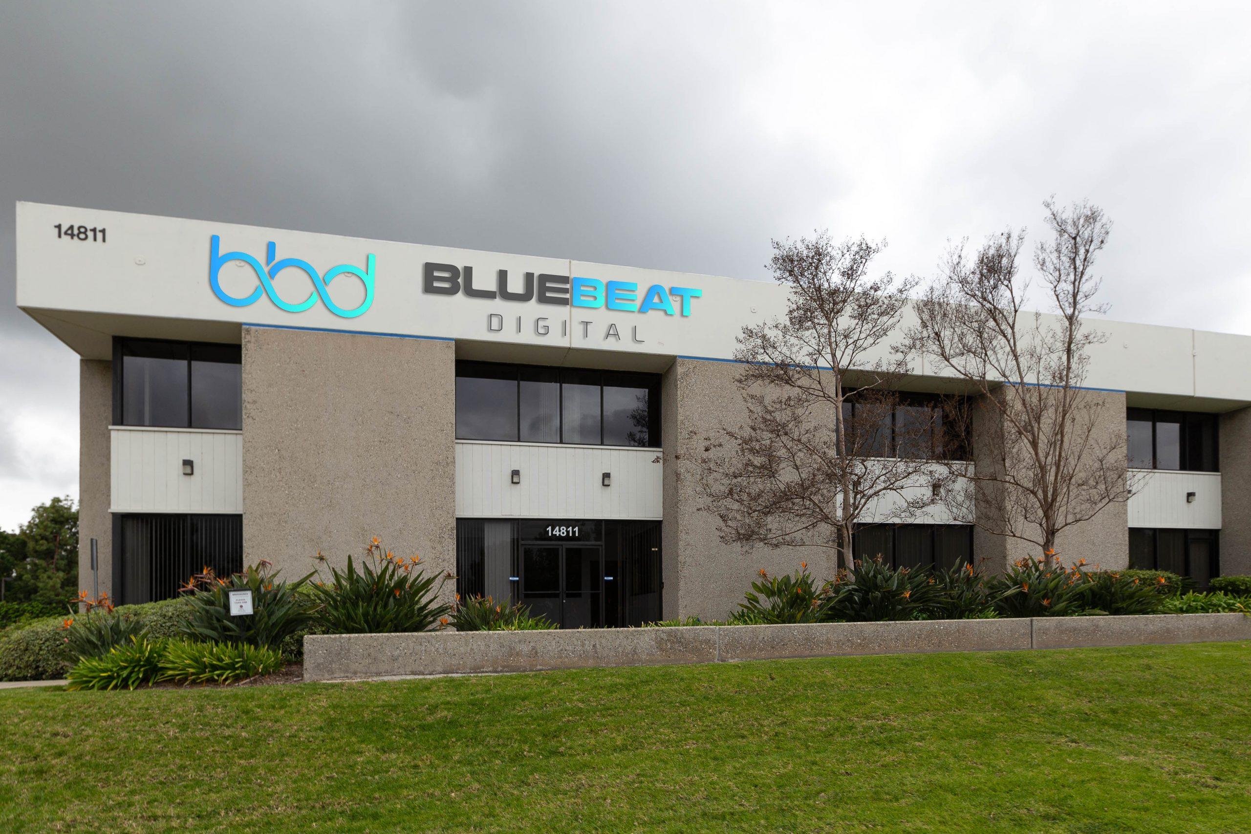 Blue Beat Digital Tustin, CA